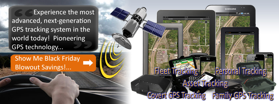 EasyTracGPS Black Friday Blowout Sale! Covert GPS Tracking