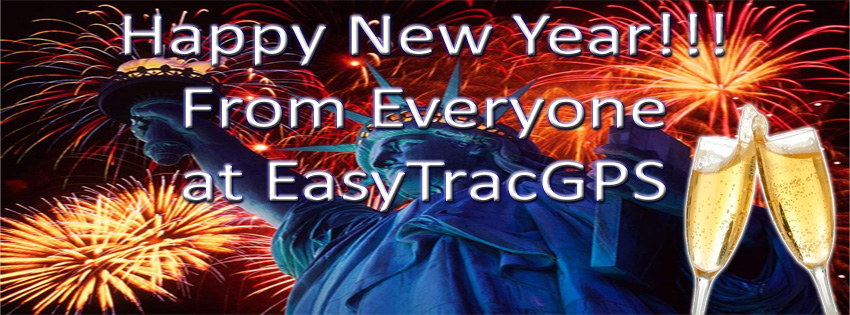 Happy New Year From Everyone at EasyTracGPS!