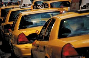 GPS Tracking of Cabbies Causing an Uproar. Federal complaint filed.