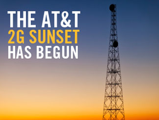 The 2G Sunset Has Begun - GPS Tracking