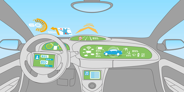 GPS IoT Connected Vehicles