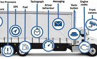 Truck Fleet IoT