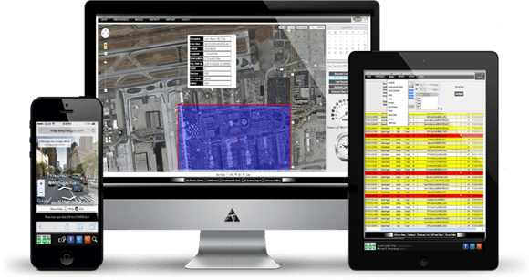 IntelliMatics GPS Tracking System