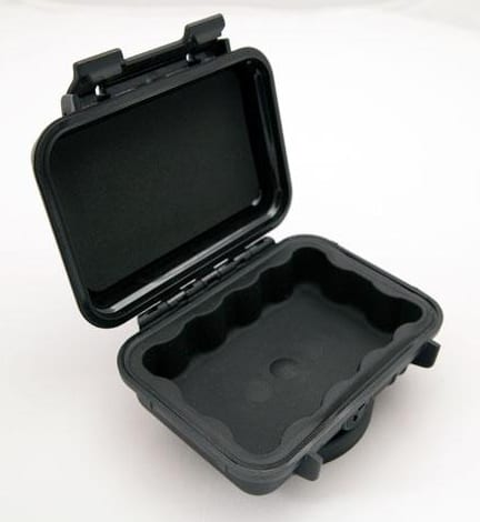 Pelican™ Case with 80lb pull Magnet