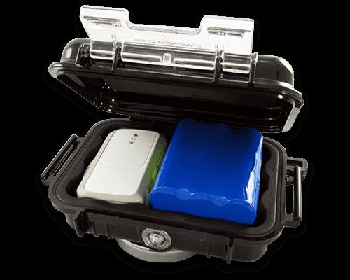 Geo-TraxMICRO Pro GPS Asset Monitoring Device