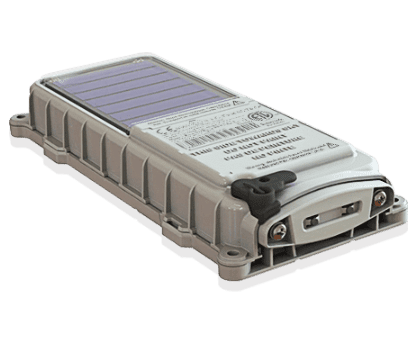 The Geo-TraxSAT Solar Asset Tracking Device