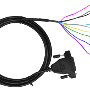 Geo-TraxSAT External Inputs Cable