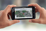 IntelliMatics™ GPS Tracking System Mobile App.