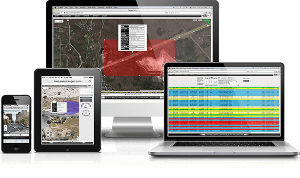 The IntelliMatics™ GPS Tracking System